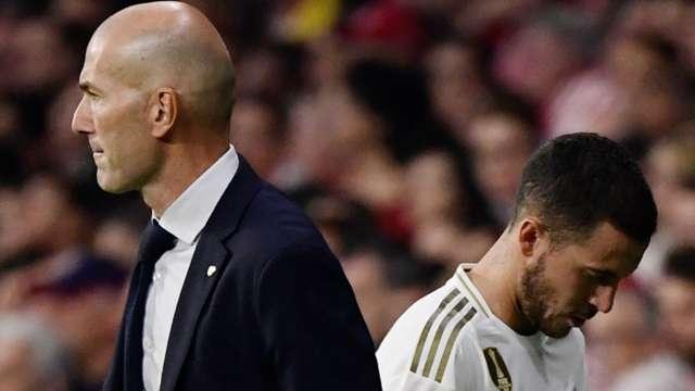 Real bế tắc, vì sao Zidane vẫn tự tin? - Bóng Đá