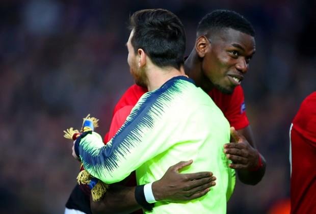 Pogba đòi lương cao hơn Messi: Cống hiến đi đã rồi tính! - Bóng Đá