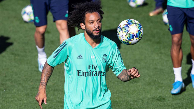 Marcelo reaggravates his injury and is out for the Granada match - Bóng Đá