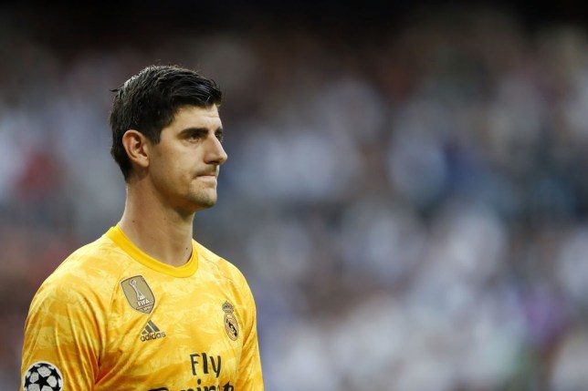 Real Madrid: Fans want Thibaut Courtois out of the picture - Bóng Đá