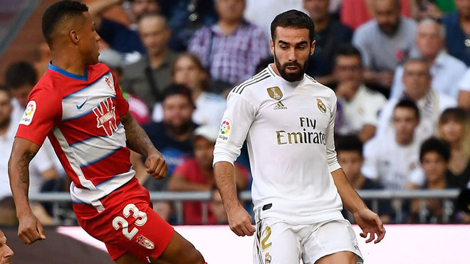 Carvajal: It's not a sign of reliability to be winning 3-0 and to then suffer - Bóng Đá