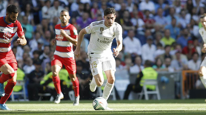 Real Madrid: Fans were impressed with Federico Valverde's performance - Bóng Đá