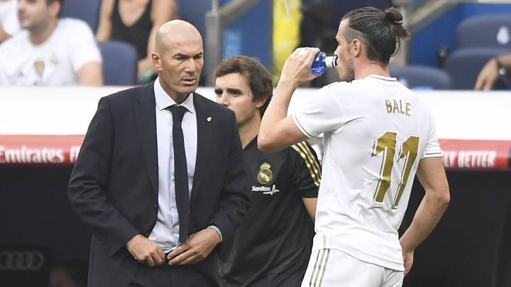 Gareth Bale 'has had enough and wants to leave Real Madrid in the summer after being left out of squad for Champions League clash' - Bóng Đá