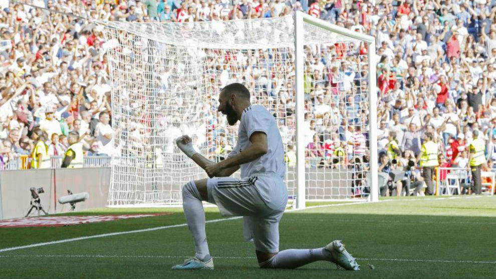 Benzema, Real Madrid's goalscoring master since Zidane's return - Bóng Đá