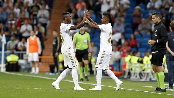 Potential Bale exit could be good for Vinicius Jr and Rodrygo at Real Madrid - Bóng Đá