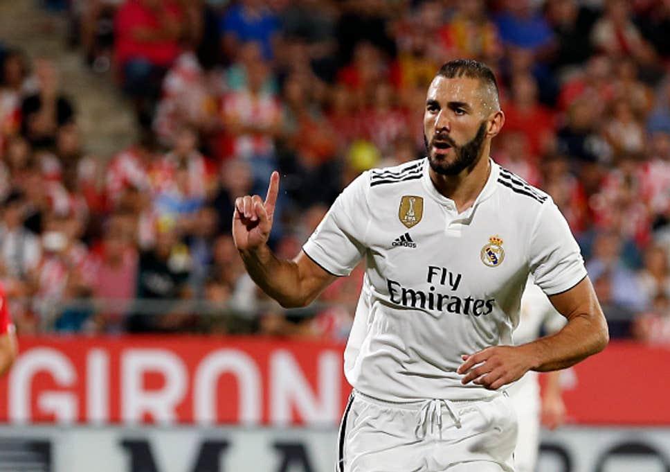 Real Madrid: Fans react to new £190k-per-week Karim Benzema deal until 2022 - Bóng Đá