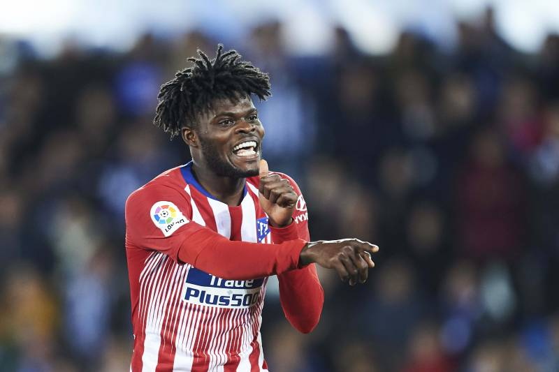United's chance to sign Thomas Partey could get a lot harder - Bóng Đá