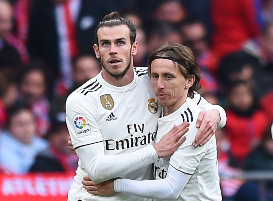 Gareth Bale begged not to quit Real Madrid in transfer window by Luka Modric - Bóng Đá