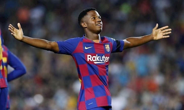 Barcelona's Ansu Fati shortlisted for 2019 Golden Boy award - Bóng Đá
