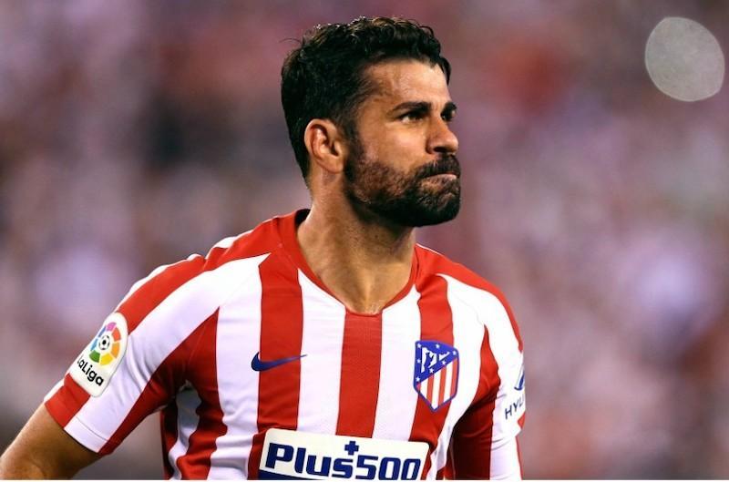 Atletico Madrid: Diego Costa targeted by AC Milan - Bóng Đá
