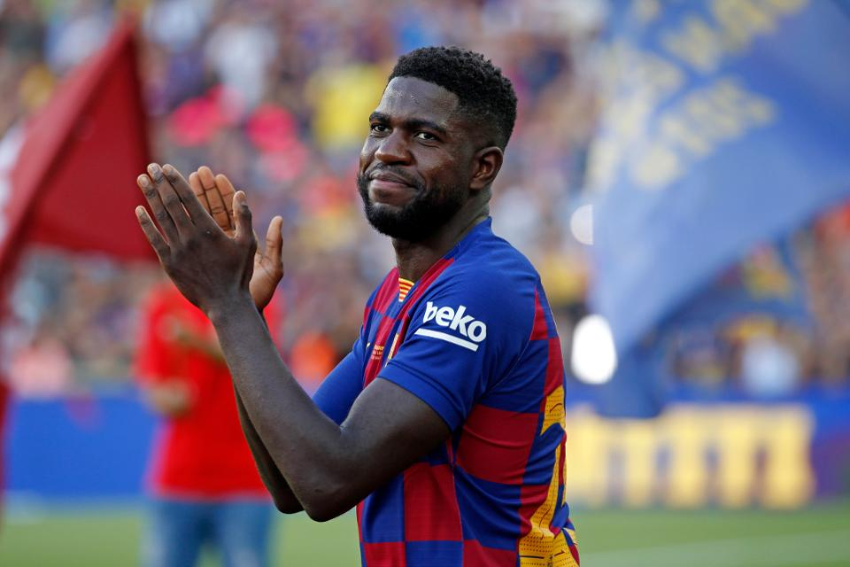 Samuel Umtiti, Nacho on Manchester City shortlist? - Bóng Đá