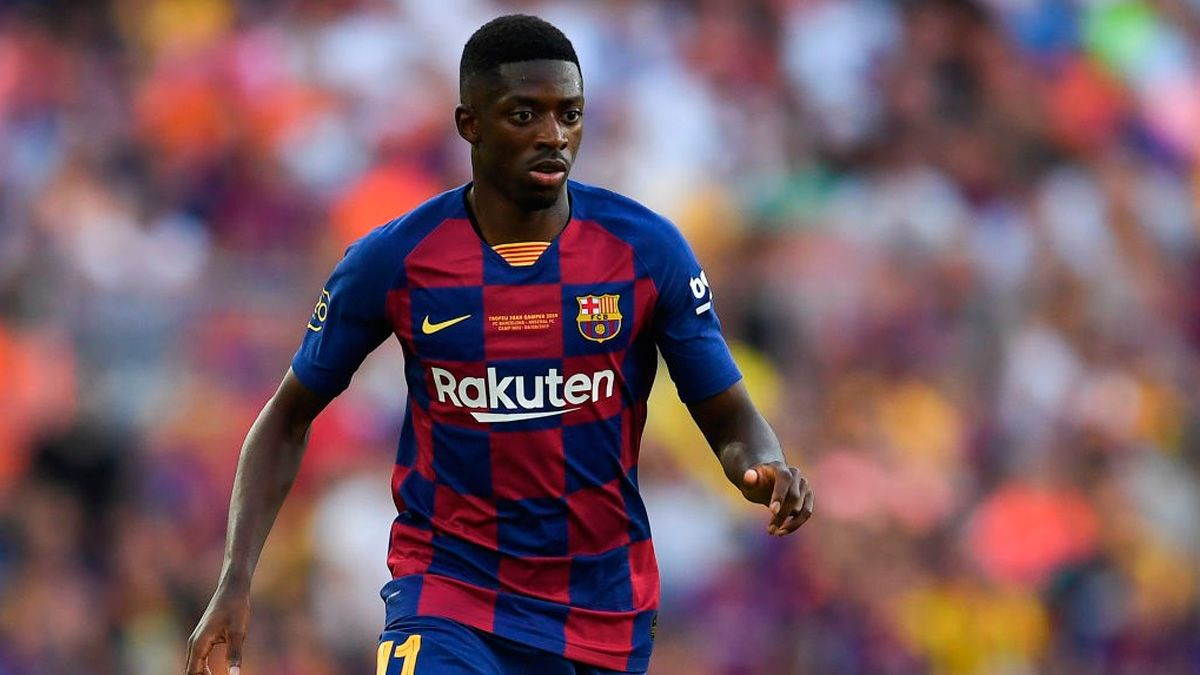 'He will realise he has to do more' – Vidal reveals advice for Dembele to fulfil potential at Barcelona - Bóng Đá