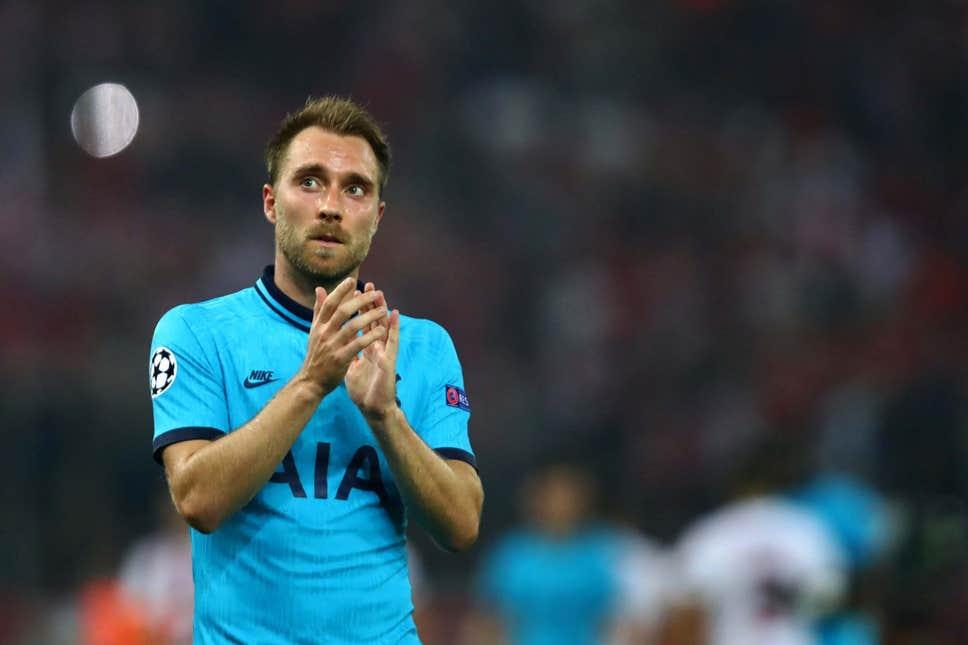 Christian Eriksen compared to Barcelona legend amid Real Madrid and Bayern Munich links - Bóng Đá