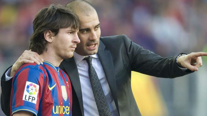 Rafa Marquez: Messi got so mad at me that Guardiola had to calm him down - Bóng Đá