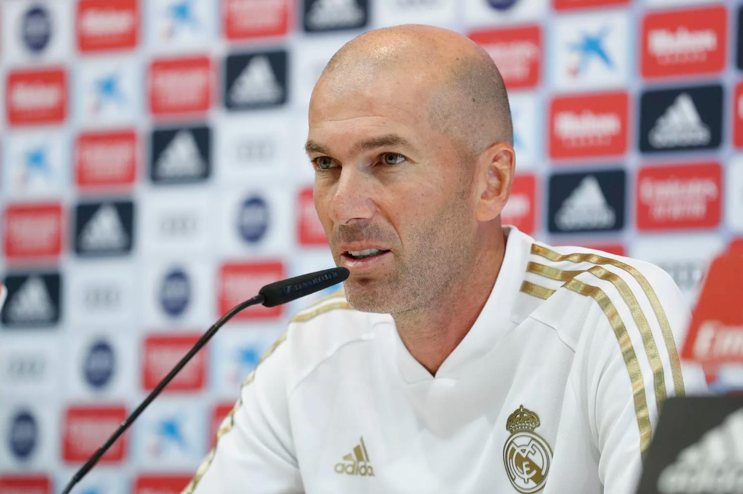 Zidane confirms Bale, Modric, Kroos and Vazquez will all miss match against Mallorca - Bóng Đá