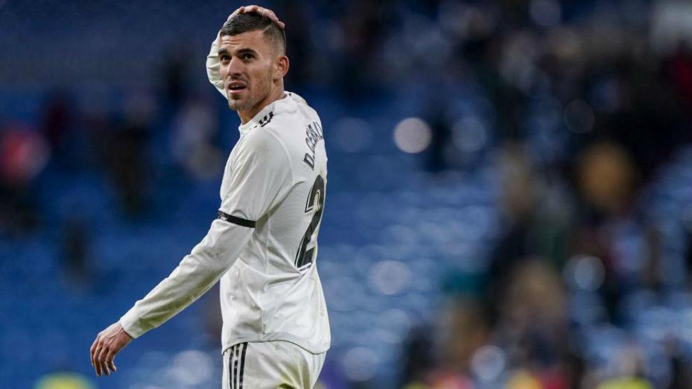 Real Madrid: Zinedine Zidane wanted Dani Ceballos sold as he has no faith in midfielder - Bóng Đá