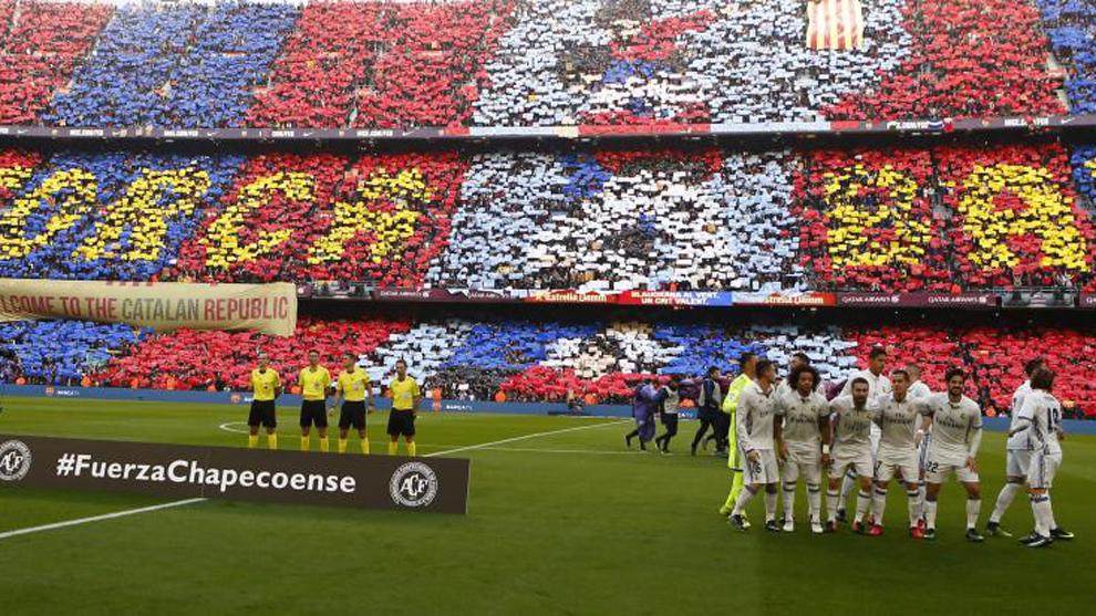 Barcelona and Real Madrid agree on December 18 as new date for El Clasico - Bóng Đá