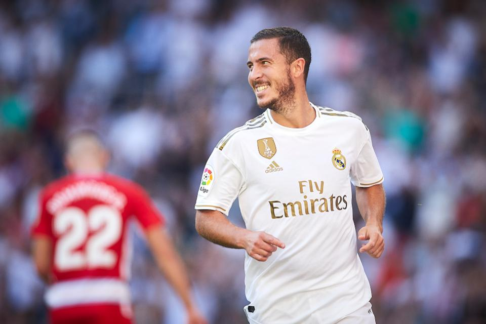 Real Madrid announce squad for La Liga match against Mallorca, Hazard not included - Bóng Đá