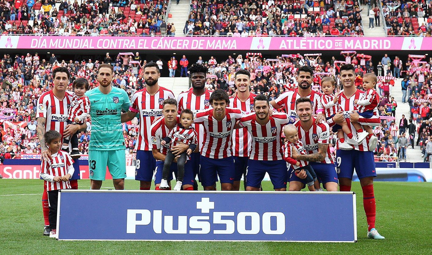 Atletico tổn thất nặng nề trong ngày đánh rơi điểm trước Valencia - Bóng Đá