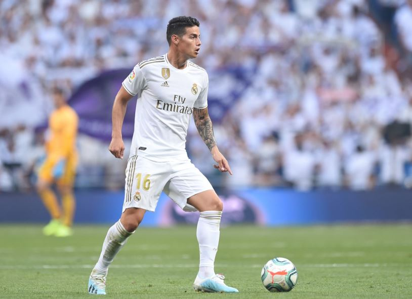 Real Madrid: James Rodriguez and 3 bright spots from loss to Mallorca - Bóng Đá