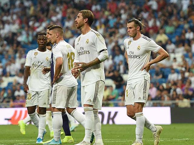 Twitter Reacts as Dreadful 10-Man Los Blancos Slump to First League Defeat - Bóng Đá