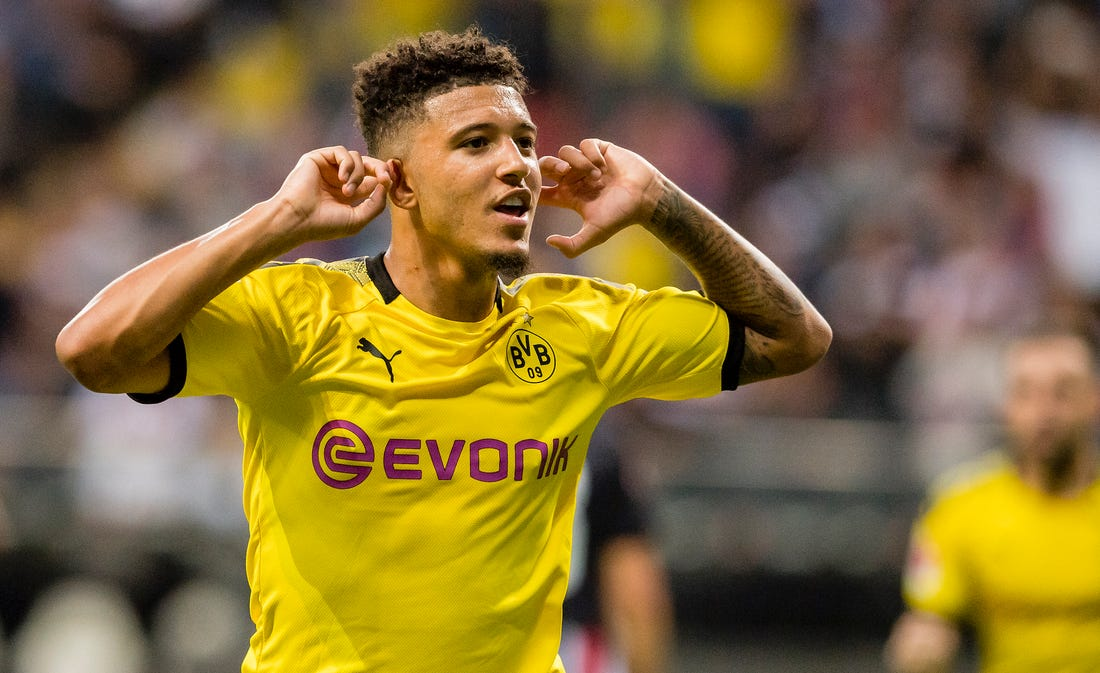 Real Madrid to target Jadon Sancho next summer - Euro papers - Bóng Đá