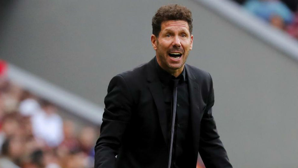 Simeone: The solution to Costa and Morata's poor form is work, work and work - Bóng Đá
