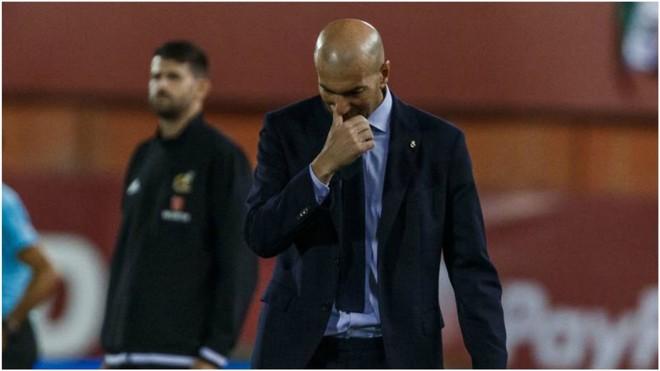Zidane: I won't say that I'm worried, but... - Bóng Đá