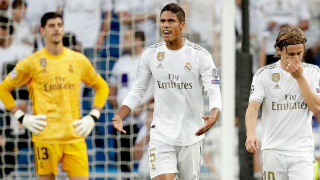 Ten reasons for Real Madrid's desperation - Bóng Đá