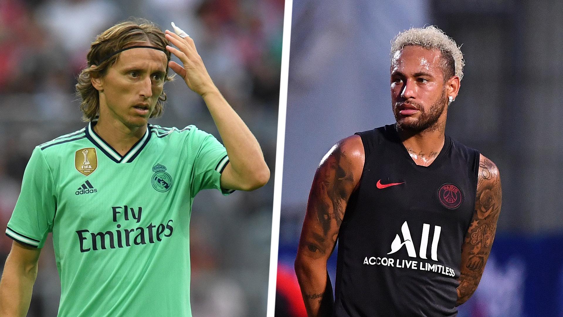 Modric và Neymar bỏ lỡ danh sách rút gọn của Ballon D'Or - Bóng Đá