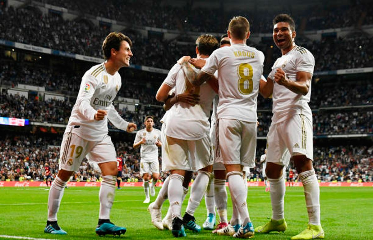 Real Madrid: 3 keys to victory against Galatasaray - Bóng Đá