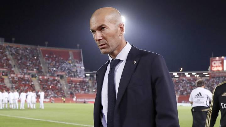 Mourinho speculation bothers me - Zidane - Bóng Đá