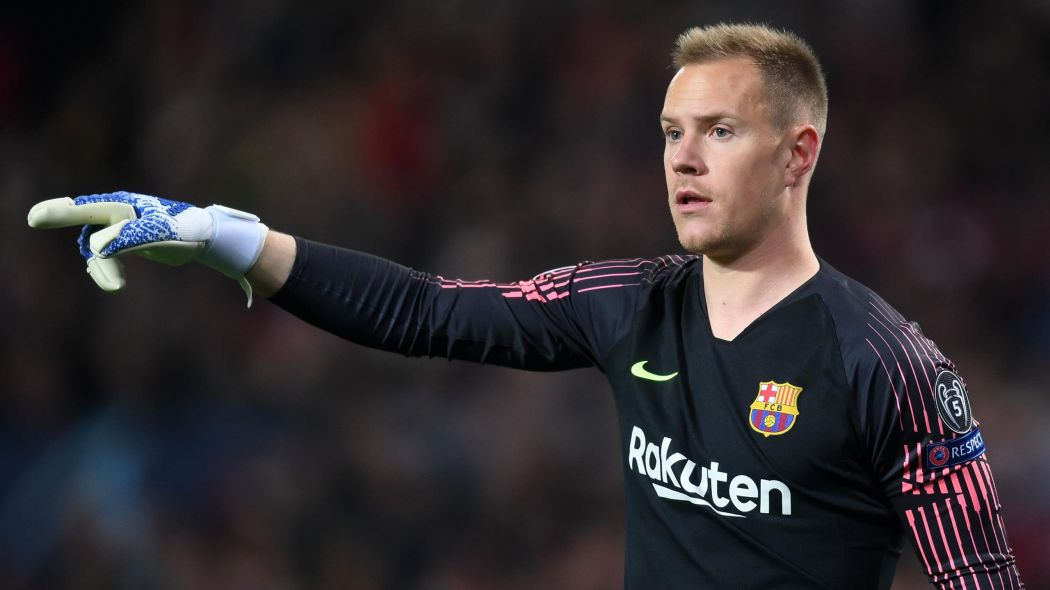 Ter Stegen: Barcelona have some things to talk about - Bóng Đá
