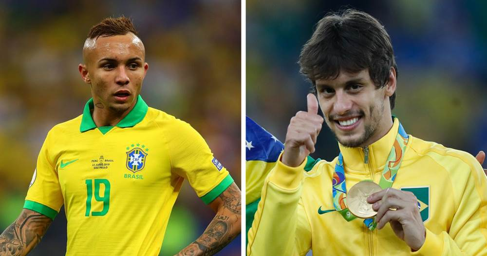 Barcelona 'want Brazilian duo in January' - Bóng Đá