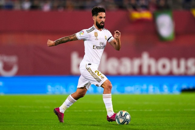 Reports claim Isco is unwanted at Real Madrid - Bóng Đá