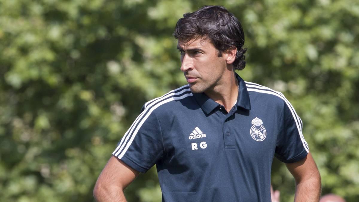 Valdano: Raul có thể là Guardiola hoặc Simeone của Real Madrid - Bóng Đá