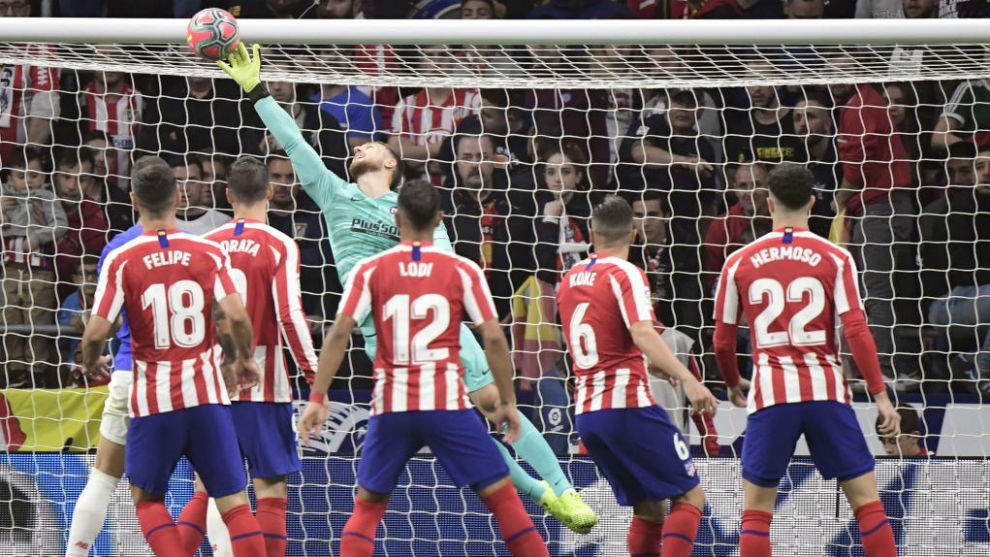 Another milestone for Oblak - Bóng Đá