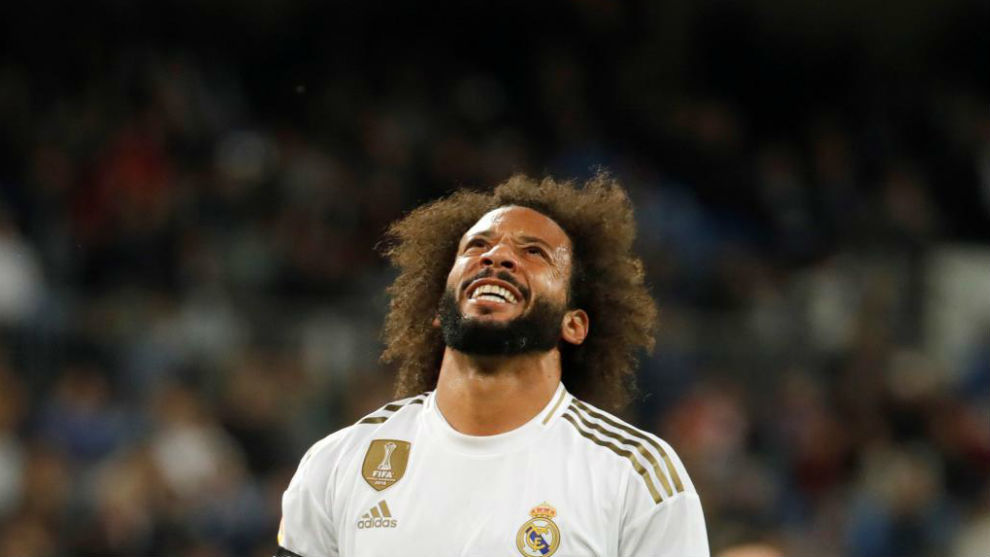 Marcelo reveals anxiety attack before Champions League final: I couldn't breathe - Bóng Đá