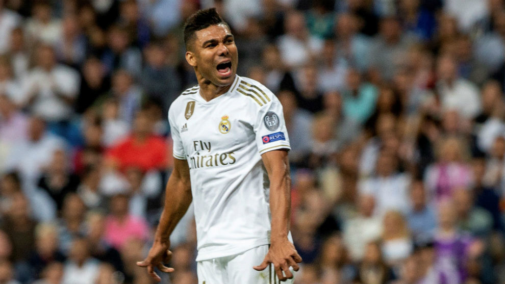 The Numbers Behind Casemiro's Impressive Form - Bóng Đá
