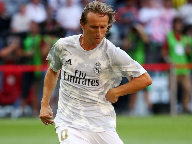 Real Madrid to sell Luka Modric in January transfer window? - Bóng Đá