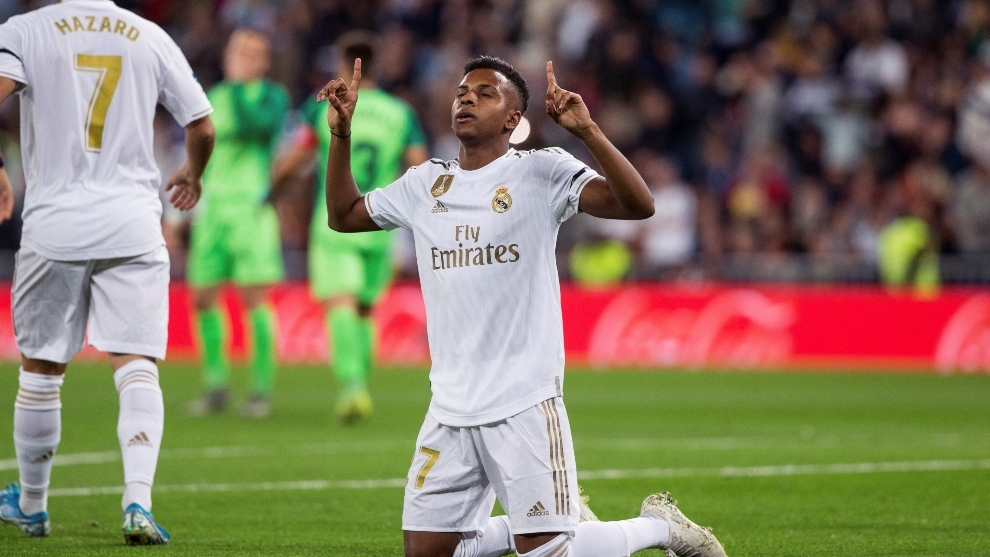 Real Madrid: Fans buzzing with Rodrygo's goal - Bóng Đá
