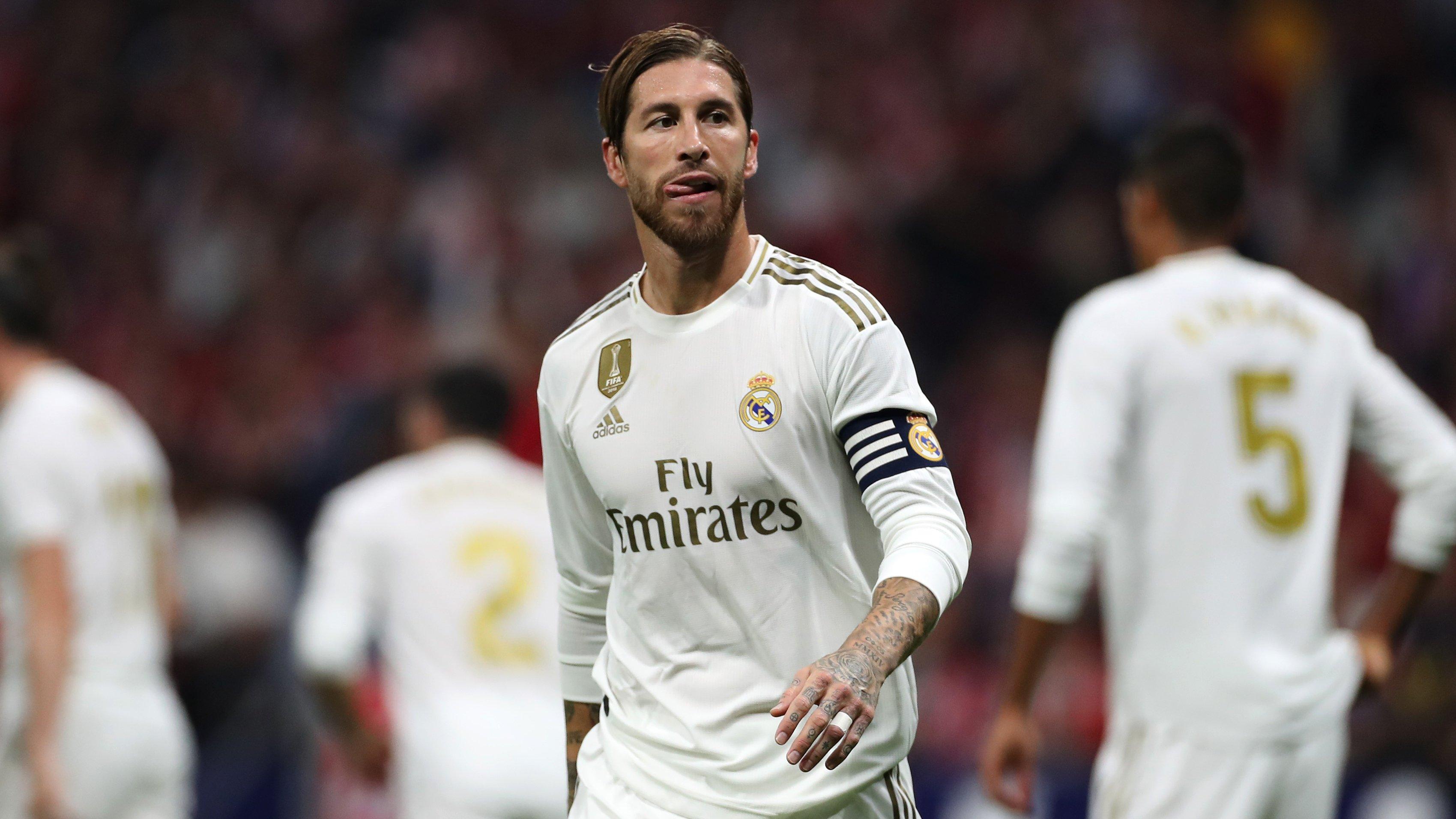 Real Madrid: Fans react to Sergio Ramos presentation - Bóng Đá
