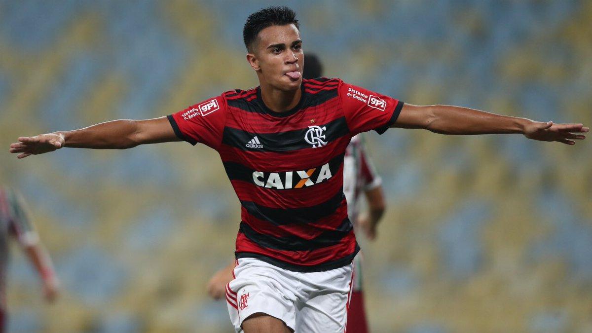 Atletico Madrid poised to sign Flamengo star Reinier - Bóng Đá