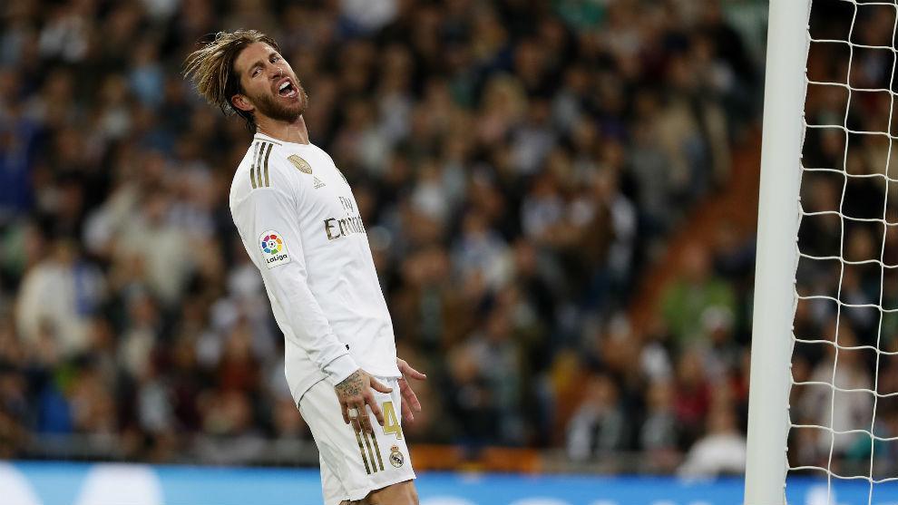 Sergio Ramos: Real Madrid have a bittersweet taste - Bóng Đá