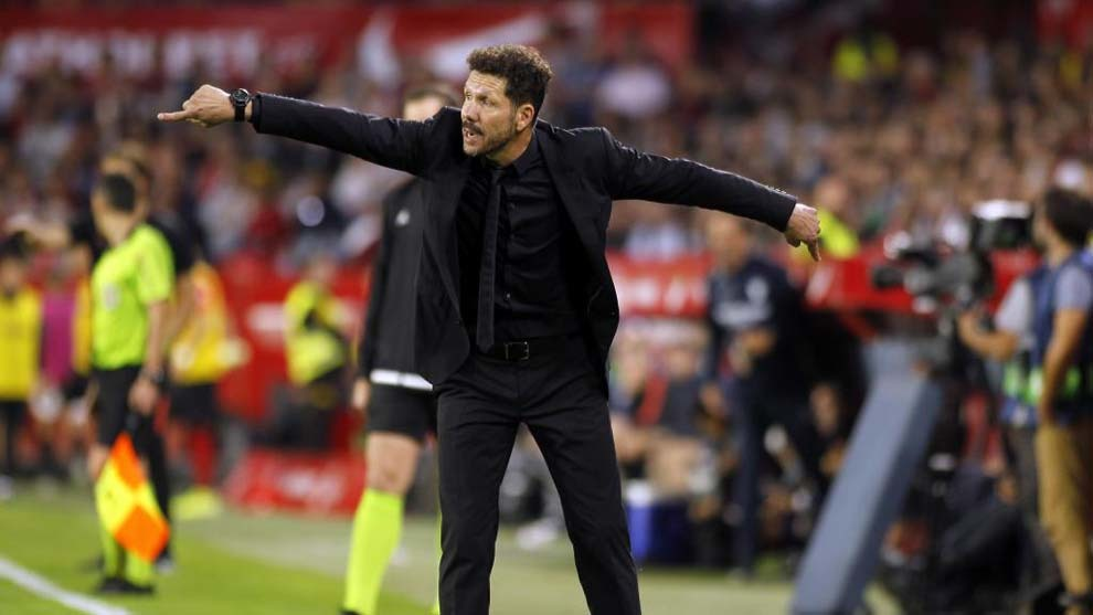 Simeone: If Costa works as he does, I will continue to trust him - Bóng Đá