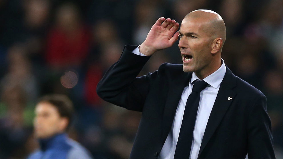 Zidane: Real Madrid's rhythm and intensity was perfect, we only lacked a goal - Bóng Đá