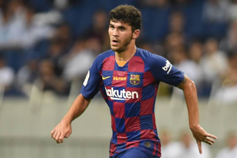 Supposed Tottenham Hotspur target Carles Alena is expected to be allowed to leave Barcelona on loan in January, according to Mundo Deportivo. - Bóng Đá