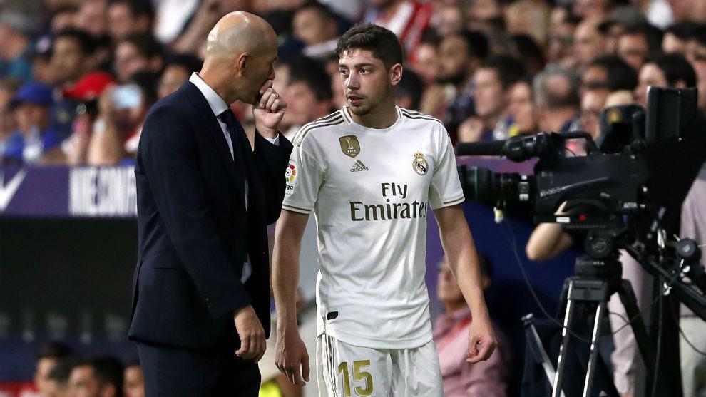 Real Madrid don't falter when Valverde starts - Bóng Đá