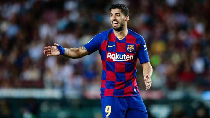 Barcelona: Fans happy with Luis Suarez injury - Bóng Đá