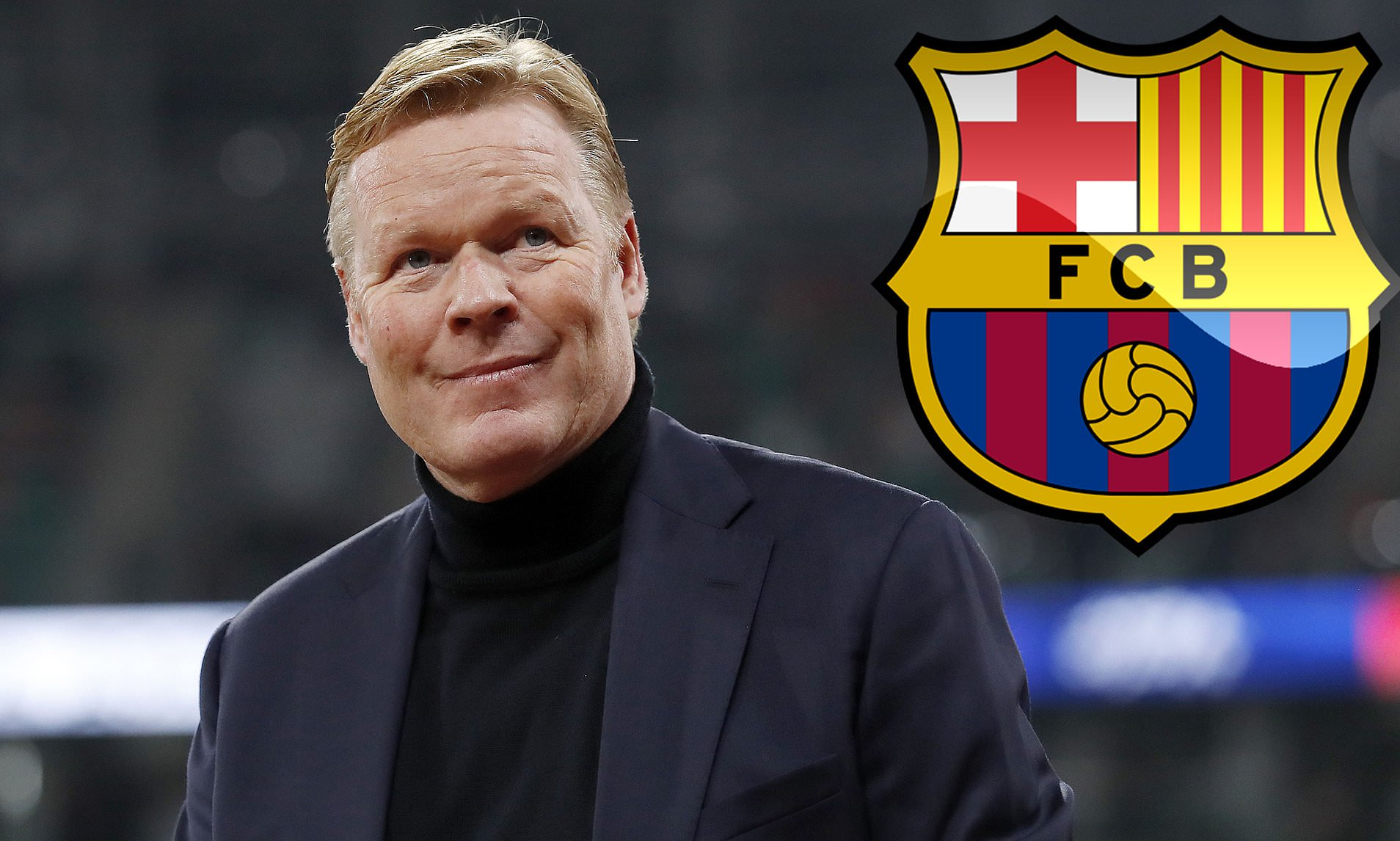 Barcelona: Fans would like to see Ronald Koeman in charge at the Camp Nou - Bóng Đá